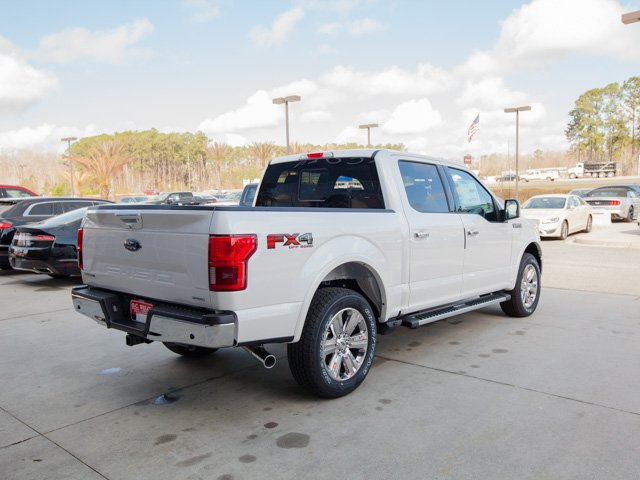 2018 F-150 SuperCrew Cab 4x4,  Pickup #00T99143 - photo 7