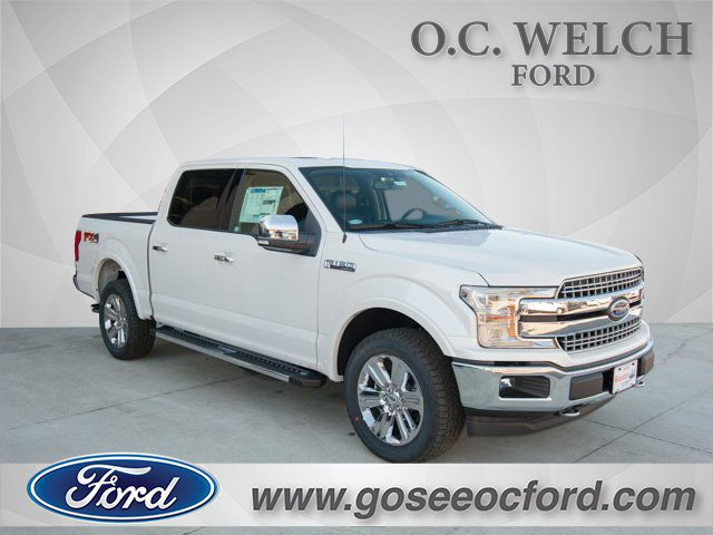2018 F-150 SuperCrew Cab 4x4,  Pickup #00T99144 - photo 3