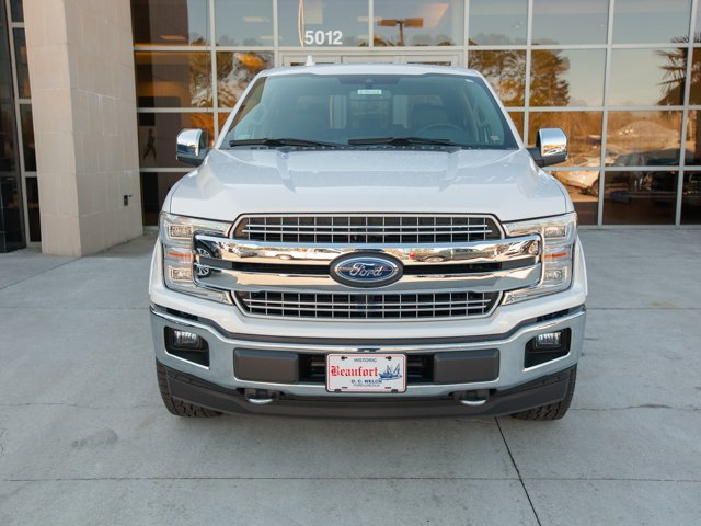 2018 F-150 SuperCrew Cab 4x4,  Pickup #00T99144 - photo 4