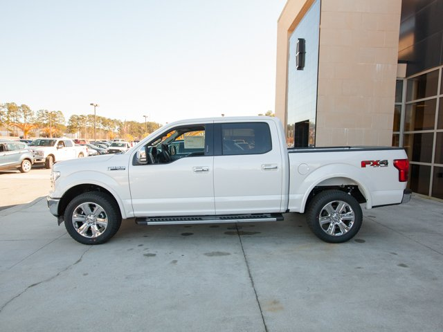 2018 F-150 SuperCrew Cab 4x4,  Pickup #00T99144 - photo 5
