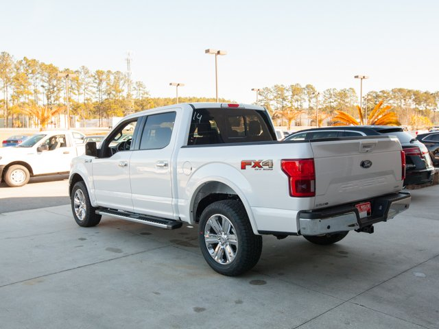 2018 F-150 SuperCrew Cab 4x4,  Pickup #00T99144 - photo 2