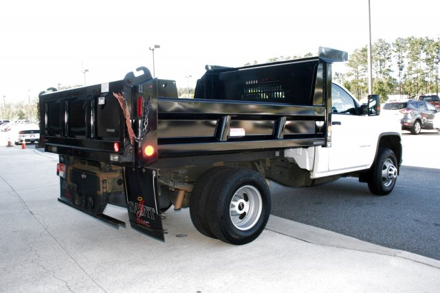 2016 Sierra 3500 Regular Cab 4x4 Cab Chassis #0R10359A - photo 2