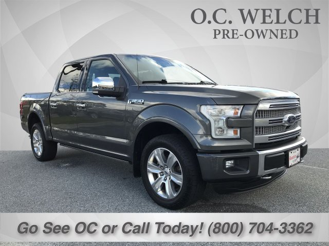 2015 F-150 SuperCrew Cab 4x4,  Pickup #0T09091A - photo 1