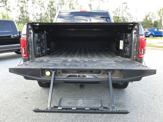 2015 F-150 SuperCrew Cab 4x4,  Pickup #0T09091A - photo 11