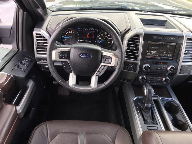 2015 F-150 SuperCrew Cab 4x4,  Pickup #0T09091A - photo 14