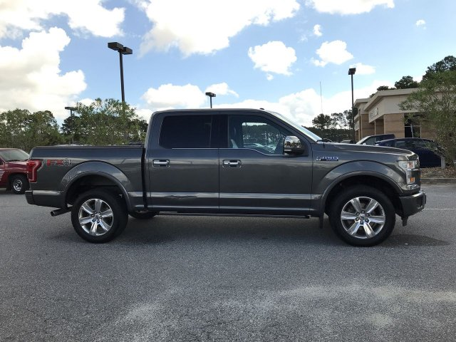 2015 F-150 SuperCrew Cab 4x4,  Pickup #0T09091A - photo 3