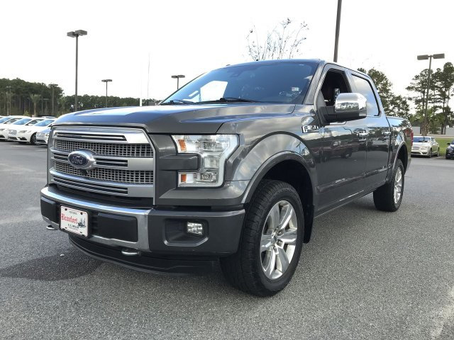 2015 F-150 SuperCrew Cab 4x4,  Pickup #0T09091A - photo 6