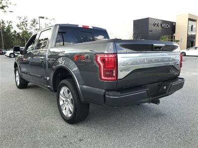 2015 F-150 SuperCrew Cab 4x4,  Pickup #0T09091A - photo 5