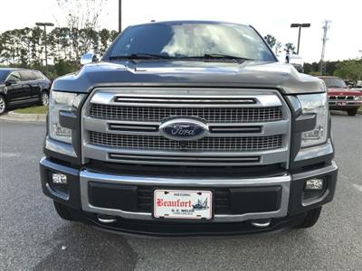 2015 F-150 SuperCrew Cab 4x4,  Pickup #0T09091A - photo 7