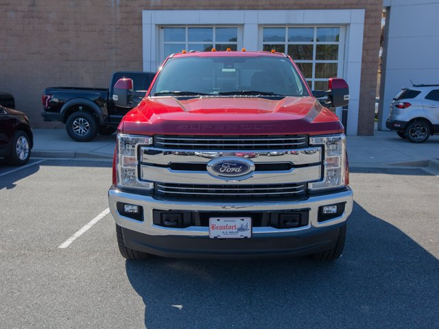 2018 F-250 Crew Cab 4x4,  Pickup #0TA03513 - photo 4