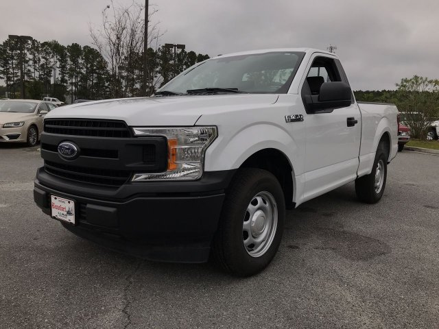 2018 F-150 Regular Cab 4x2,  Pickup #0TA19974 - photo 1
