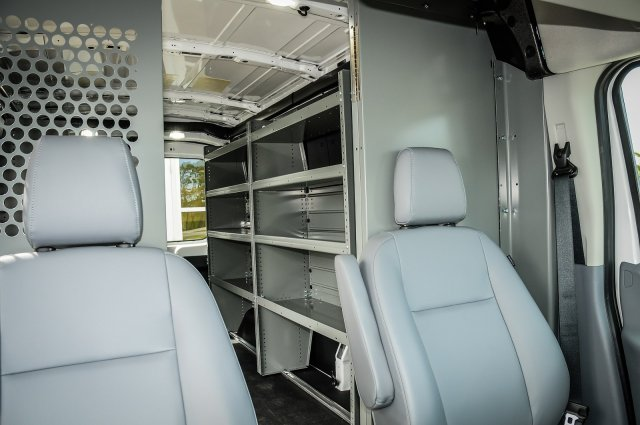 2018 Transit 250 Med Roof 4x2,  Adrian Steel Upfitted Cargo Van #0TA41083 - photo 23
