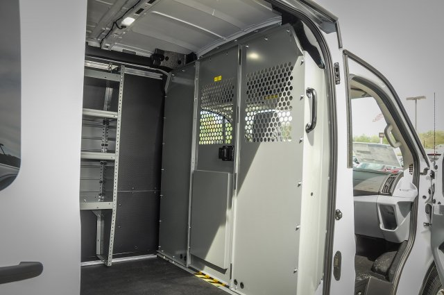 2018 Transit 250 Med Roof 4x2,  Adrian Steel Upfitted Cargo Van #0TA41083 - photo 25