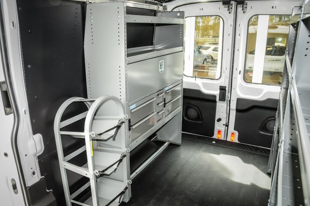 2018 Transit 250 Med Roof 4x2,  Adrian Steel Upfitted Cargo Van #0TA41083 - photo 27