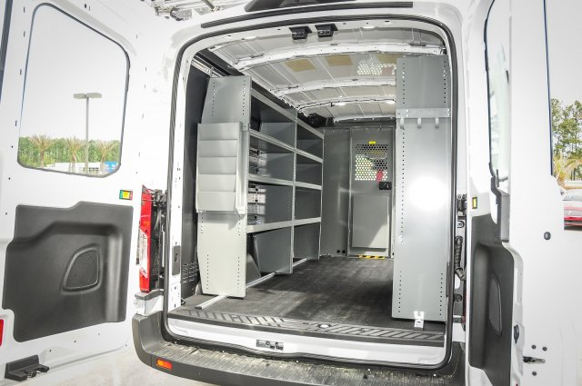 2018 Transit 250 Med Roof 4x2,  Adrian Steel Upfitted Cargo Van #0TA41083 - photo 28