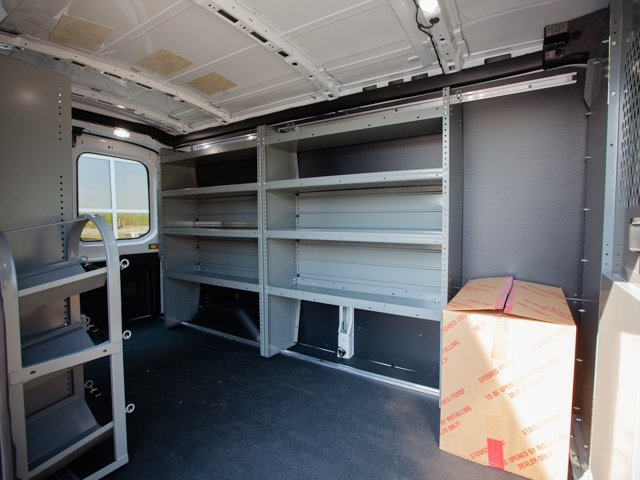 2018 Transit 250 Med Roof 4x2,  Adrian Steel Upfitted Cargo Van #0TA41084 - photo 6