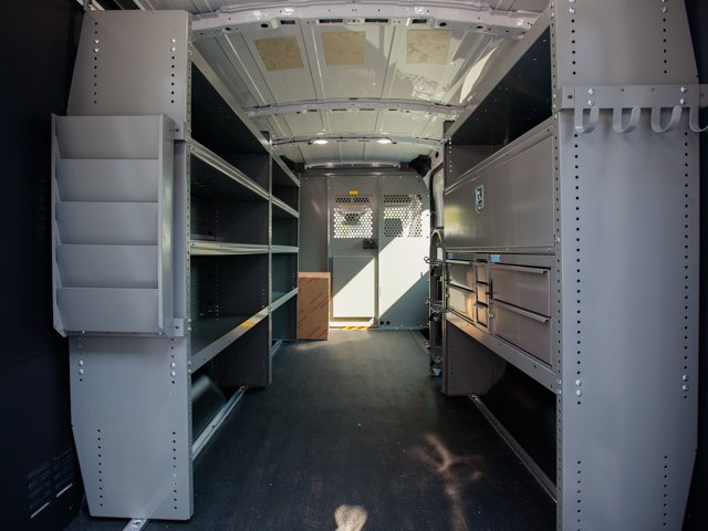 2018 Transit 250 Med Roof 4x2,  Adrian Steel Upfitted Cargo Van #0TA41084 - photo 2