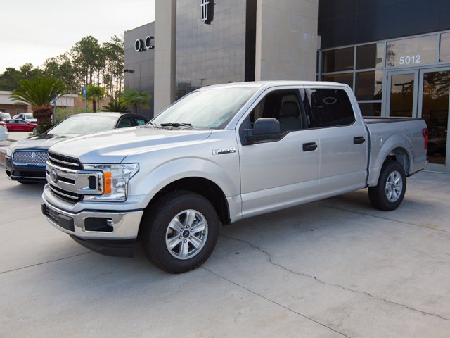 2018 F-150 Crew Cab, Pickup #0TA55490 - photo 4