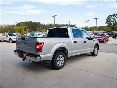 2018 F-150 Crew Cab, Pickup #0TA55490 - photo 2