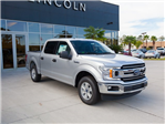 2018 F-150 Crew Cab, Pickup #0TA55490 - photo 1