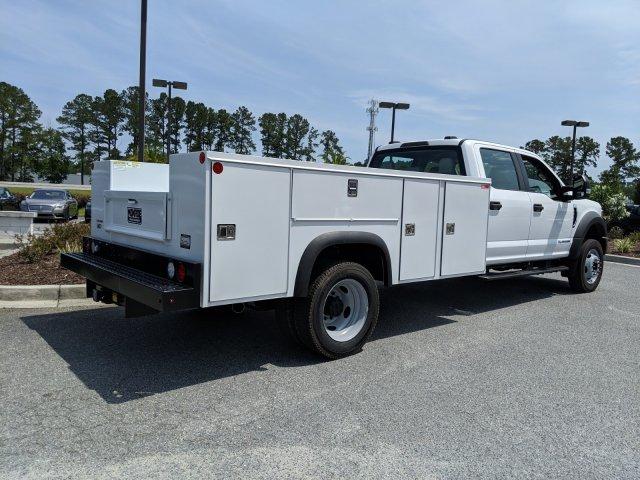 2020 Ford F-450 Crew Cab DRW 4x4, Monroe Service Body #00T13062 - photo 1