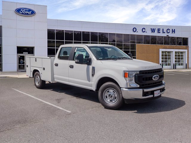 2020 Ford F-250 Crew Cab 4x2, Cab Chassis #A723W2A - photo 1