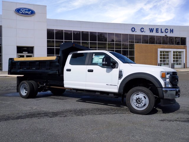 2020 Ford F-450 Crew Cab DRW 4x4, Godwin Dump Body #00T12014 - photo 1