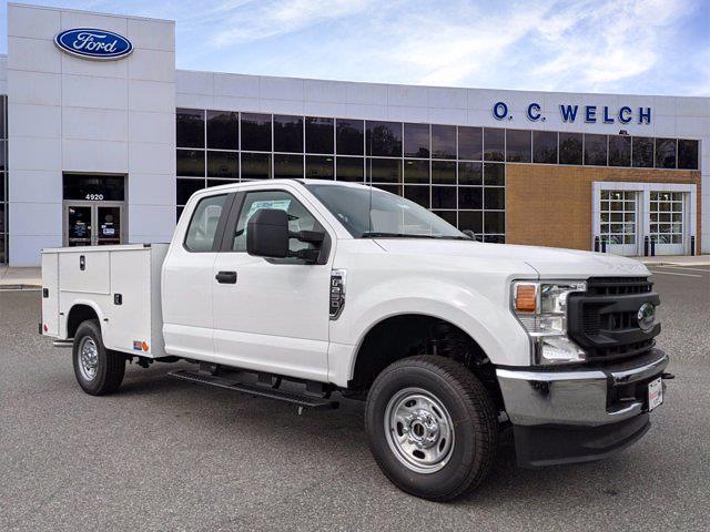 2021 Ford F-250 Super Cab 4x4, Knapheide Service Body #00T61019 - photo 1