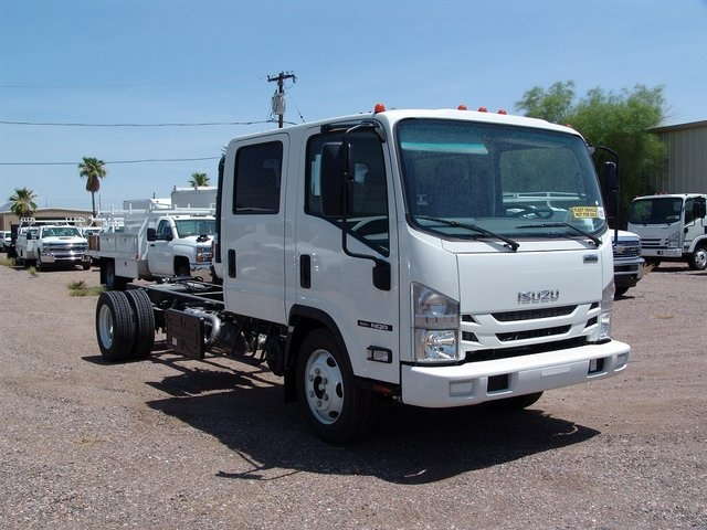 2019 NQR Crew Cab,  Cab Chassis #190037 - photo 3