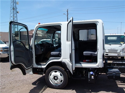 2019 NQR Crew Cab,  Cab Chassis #190037 - photo 4