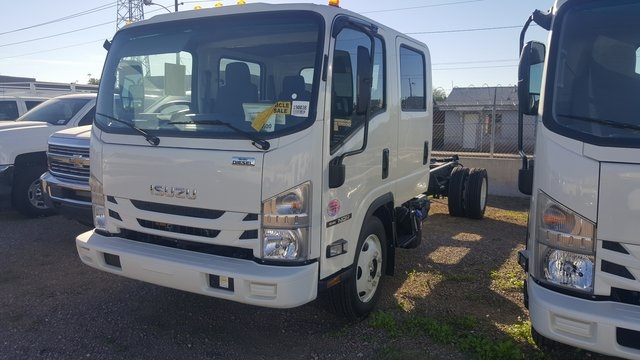 2019 NQR Crew Cab,  Cab Chassis #190038 - photo 7