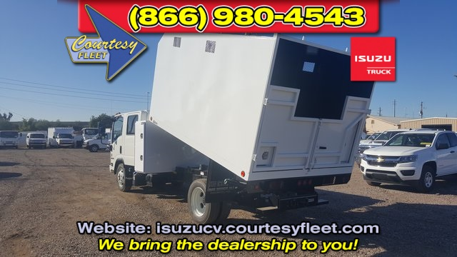 2019 NRR Regular Cab 4x2,  Sun Country Truck Chipper Body #190679 - photo 2