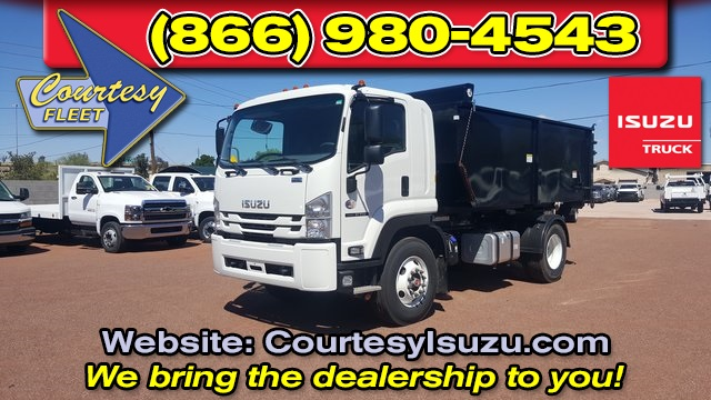 2020 Isuzu FTR Regular Cab 4x2, Switch N Go Roll-Off Body #201270 - photo 1