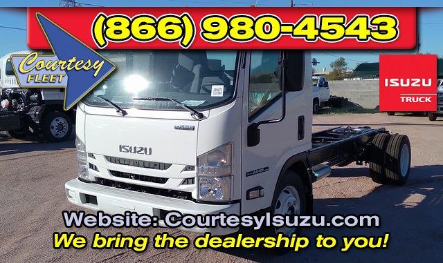 2020 Isuzu NPR-HD Regular Cab 4x2, Cab Chassis #204262 - photo 1
