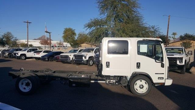 2021 Isuzu NPR-XD Crew Cab 4x2, Cab Chassis #210934 - photo 1