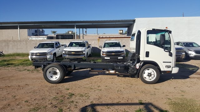 2018 NPR-HD Regular Cab,  Cab Chassis #85216 - photo 3