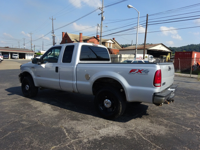 2006 F-250 Super Cab 4x4 Pickup #BF0025B - photo 5