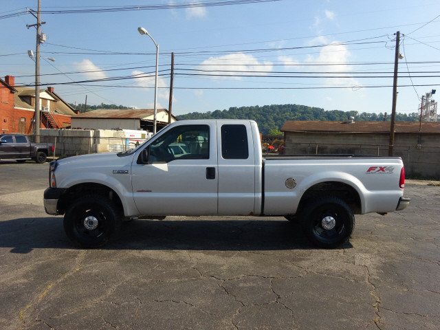 2006 F-250 Super Cab 4x4 Pickup #BF0025B - photo 6