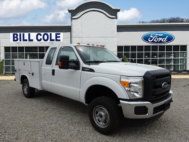 2016 F-250 Super Cab 4x4, Reading Classic II Steel Service Body #BF0075 - photo 1