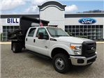 2016 F-350 Crew Cab DRW 4x4,  Reading Marauder Drop-Side Dump Body #BF0078 - photo 1