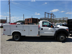 2016 F-550 Regular Cab DRW 4x4,  Reading Classic II Steel Service Body #BF0082 - photo 3