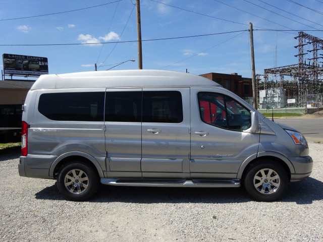 2016 Transit 150 Low Roof 4x2,  Passenger Wagon #BF0108 - photo 3