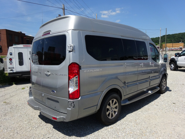 2016 Transit 150 Low Roof Passenger Wagon #BF0108 - photo 2