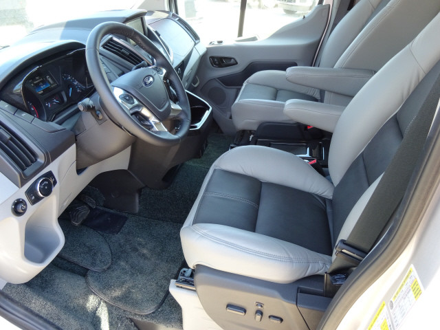 2016 Transit 150 Low Roof 4x2,  Passenger Wagon #BF0108 - photo 4