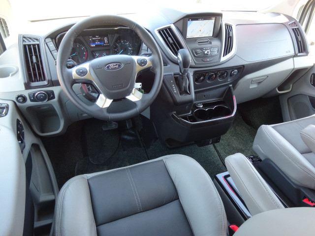 2016 Transit 150 Low Roof Passenger Wagon #BF0108 - photo 6