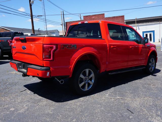 2017 F-150 Crew Cab 4x4 Pickup #BF0193 - photo 2