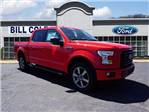 2017 F-150 Crew Cab 4x4 Pickup #BF0193 - photo 1