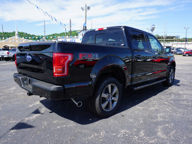 2017 F-150 Crew Cab 4x4 Pickup #BF0202 - photo 2