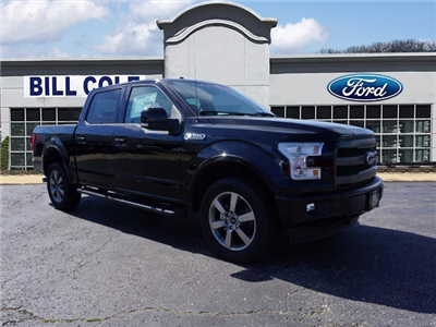 2017 F-150 Crew Cab 4x4 Pickup #BF0202 - photo 1