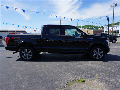 2017 F-150 Crew Cab 4x4 Pickup #BF0202 - photo 3
